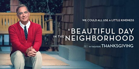 Movie - A Beautiful Day In The Neighborhood tickets