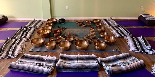 Sound Healing Ceremony - Himalayan Singing Bowls & Gong