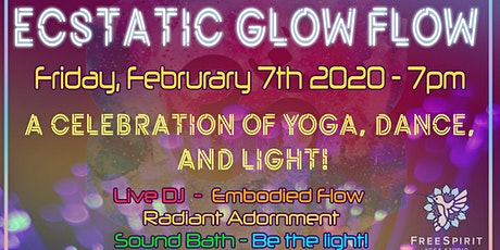 Ecstatic Glow Flow Yoga tickets