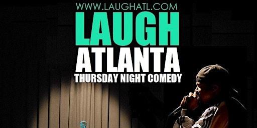Laugh Atlanta presents Thursday Comedy