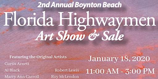 2nd Annual Highwaymen Art Show & Sale