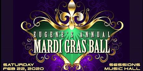 Studio 541 Productions Presents:  Eugene's Annual Mardi Gras Ball tickets