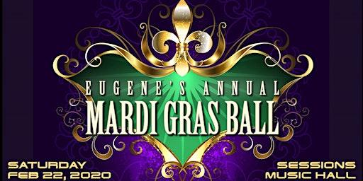 Studio 541 Productions Presents:  Eugene's Annual Mardi Gras Ball