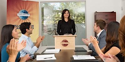 Improve Your Public Speaking: Global Speakers Toas