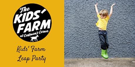 Kids' Farm: Leap Party tickets