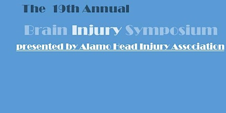 19th Annual Brain Injury Symposium tickets