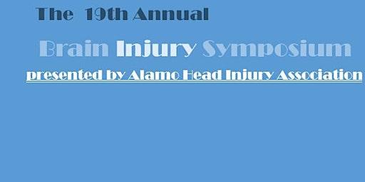 19th Annual Brain Injury Symposium