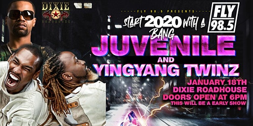 Juvenile and YingYang Twinz