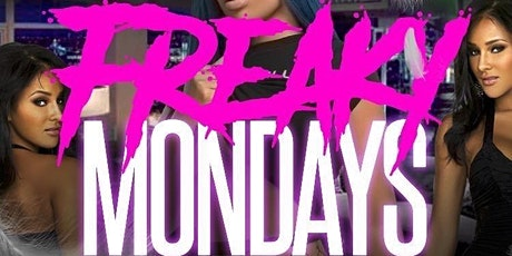 Freaky Monday's at ghost bar tickets