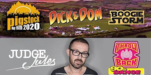 Pigstock 2020 - North Devon's           Friendliest  Family Music Festival!