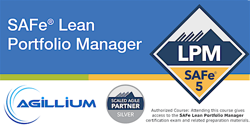 SAFe  Lean Portfolio Management (LPM)(Confirmed to Run, New Discount Price)