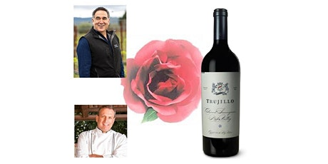 Trujillo Winemaker Dinner San Valentin with Chef David Verzello  tickets