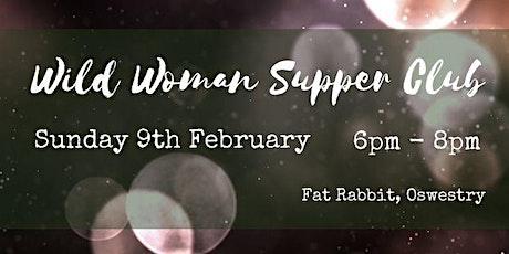 Wild Woman Supper Club tickets