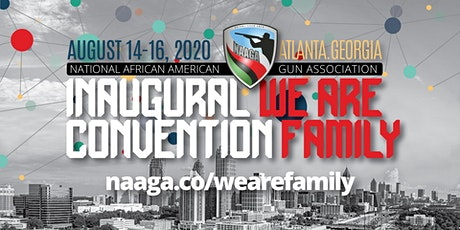 NAAGA Inaugural Convention tickets