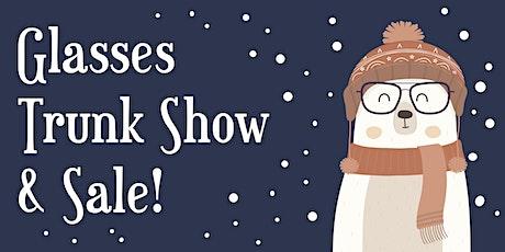 Glasses Trunk Show & Sale at Vanderbilt Eye Institute tickets