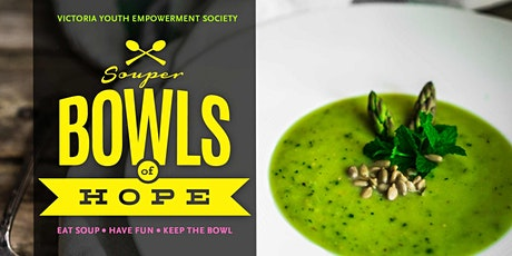 Souper Bowls of Hope 2020 tickets