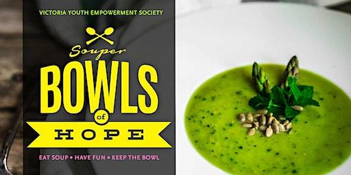 Souper Bowls of Hope 2020
