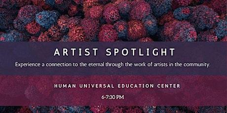 Artist's Spotlight: Fred Grover Jr. M.D tickets