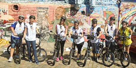 Bike Tour SP - Rota Vila Madalena ingressos