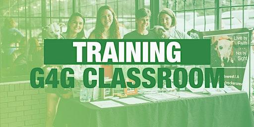 G4G Training - Give For Good Classroom, Shreveport