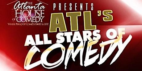 All Stars of Comedy @ Oak Atlanta tickets