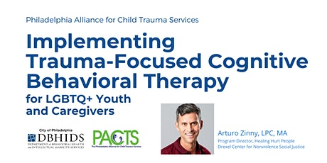 Implementing TF-CBT with LBGTQ+ Youth tickets