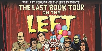 The Last Book Tour On The Left
