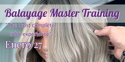 BALAYAGE MASTER TRAINING 5