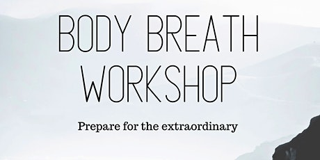 Body Breath Workshop tickets