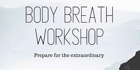 Body Breath Workshop tickets
