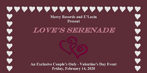 Love's Serenade Valentine's Day Private Concert
