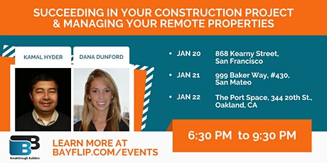 Succeeding in your Construction Project & Managing your Remote Properties tickets