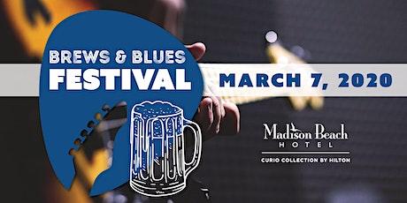 Brews & Blues Festival at Madison Beach Hotel featuring Jake Kulak tickets