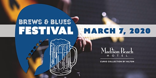 Brews & Blues Festival at Madison Beach Hotel featuring Jake Kulak
