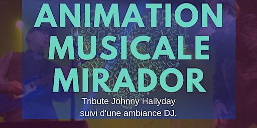 Soirée  St Valentin - 100% Johnny Hallyday