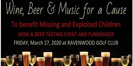 Wine, Beer and Music for a Cause 2020 tickets