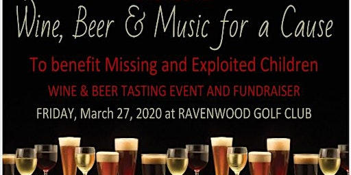 Wine, Beer and Music for a Cause 2020