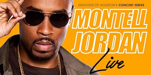 Montell Jordan Live In Concert | Grooves of Houston's RNB Concert Series