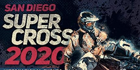 San Diego Supercross 2020 tickets
