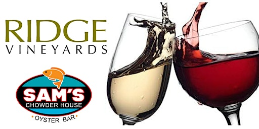 Ridge Wine Lover's Dinner - SOLD OUT