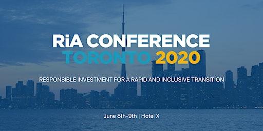RIA Conference 2020