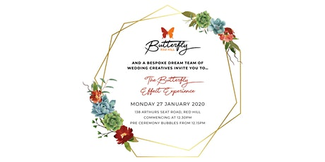 The Butterfly Effect Experience tickets