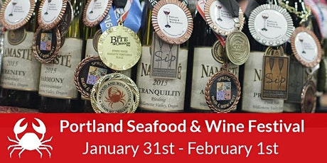 Portland Seafood & Wine Festival tickets