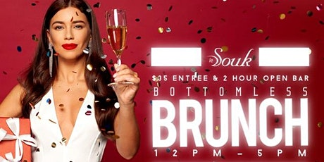Le Souk's Weekend Party Brunch (Saturday) tickets