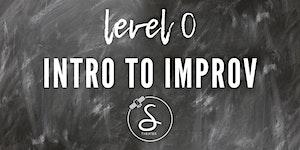 FREE Intro to Improv Class