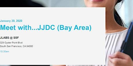 Meet with...JJDC tickets
