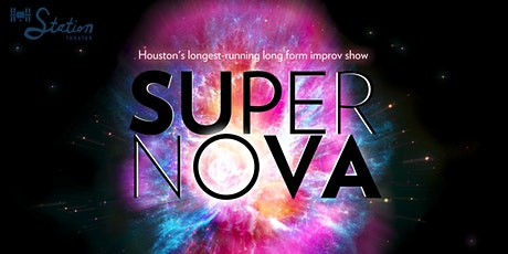The Supernova: Friday Night Improv Comedy tickets