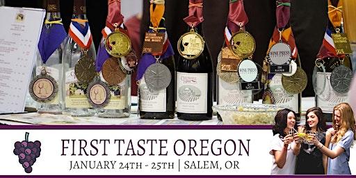 First Taste Oregon