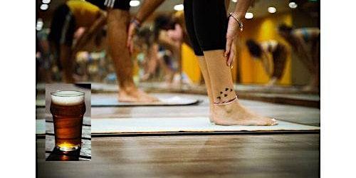 Bottoms Up! Yoga, Brews & Brunch
