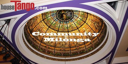 Community Milonga by houseTango
